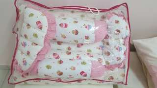Babylove matress set