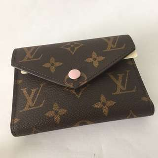 Authentic Louis Vuitton Victorine wallet
