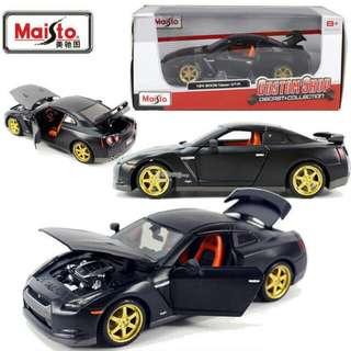 Maisto Nissan Skyline GTR 2009 Custom Shop 1:24