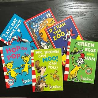 Children Books (Paperback published by Collins)
