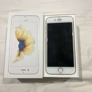 IPhone 6s gold MY