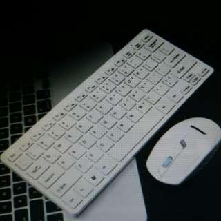 全新超薄無線鍵盤套裝