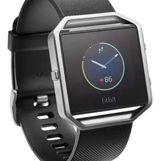 REPRICED!!! From P8499 to P7990! Brand New Original Fitbit Blaze Black/Large