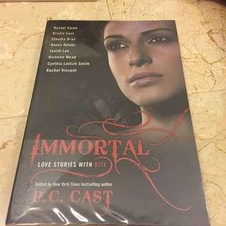 Immortal - P.C. cast
