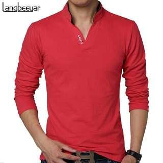 Men's Long Sleeve Shirt <pre-order>