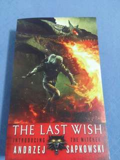The Last Wish Introducing The Witcher