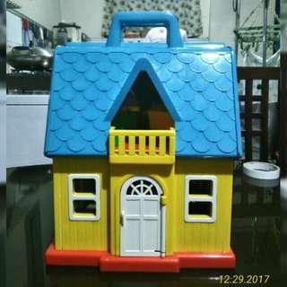 Sesame Street Nursery Playset