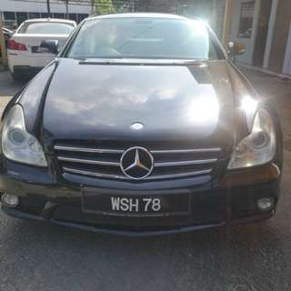Mercedez Benz CLS350