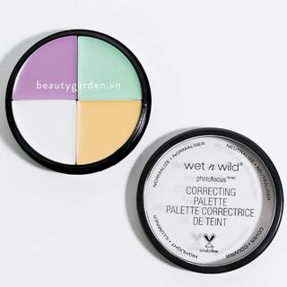 Wet n Wild Photofocus Correcting Palette
