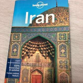Lonely Planet - Iran