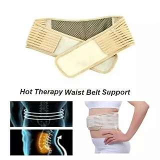 waist belt support