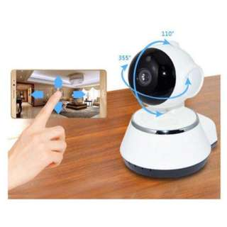 Wireless P2P IP Camera | WIFI CCTV Home Security V380 Camera