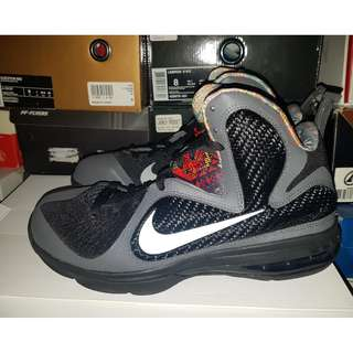 NIKE LEBRON 9 BLACK HISTORY MONTH 2012 RELEASE