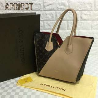 Louis Vuitton Kimono Tote Bag Apricot Color