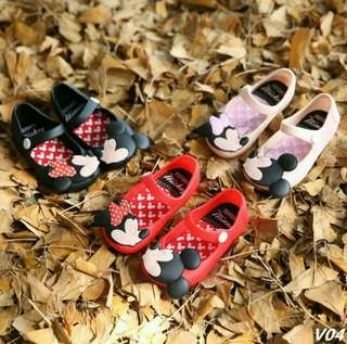 MICKEY MINNIE SED SHOES