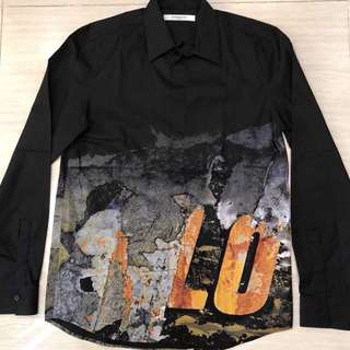 Givenchy printed love shirt