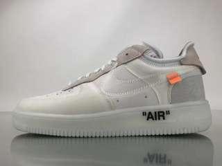 Nike Air Force 1 AF1 Low x Virgil Abloh