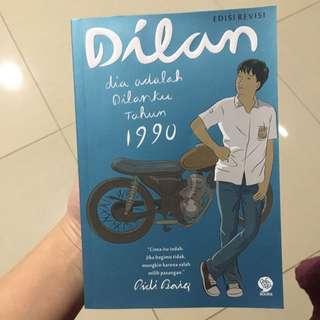 Dilan by Pidi Baiq