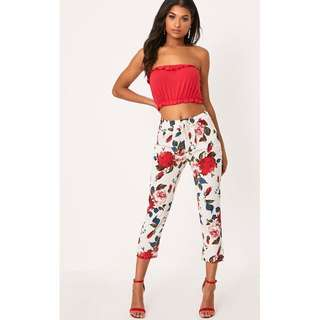 Pretty Little Thing Floral Pants