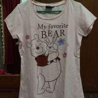 [PRELOVED] My Favorite Bear T-shirt