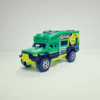 Matchbox Backcountry Grizzly