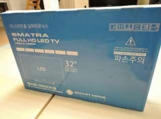 스마트라 32inch tv 모니터