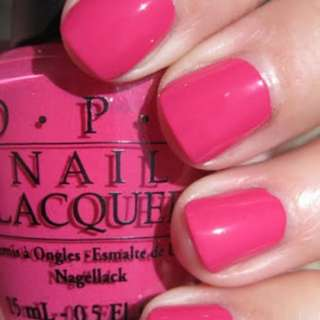 Limited Edition OPI Pink Flamenco