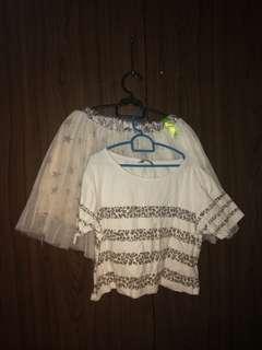 Cotton on tutu skirt & Top