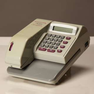 🚚 Cheque Printer Writer for Sale!