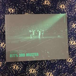 BTS 3rd MUSTER PHOTOBOOK