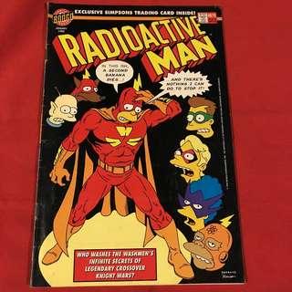Radioactive Man comics # 679, #88, #1000, #216