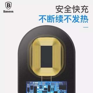 Baseus type C 無線快充充電線圈盤 WXTE-b01