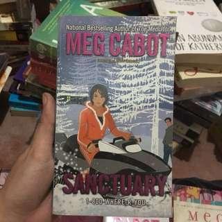 Sanctuary - Meg Cabot