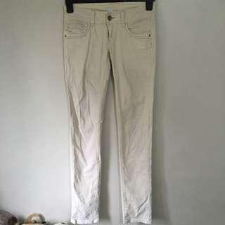 White Promod Pants