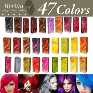 Berina Hair Color