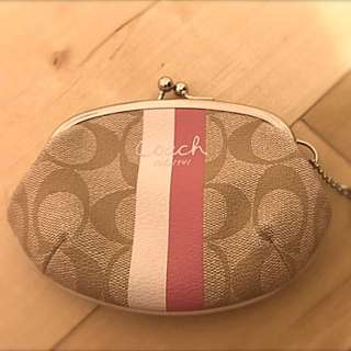 Coach Authentic Coin Purse