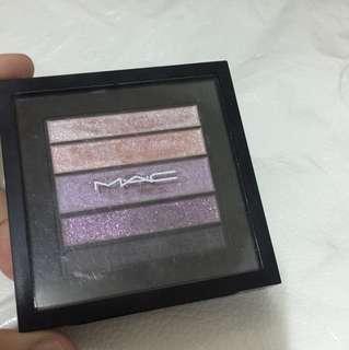MAC 5色眼影盤