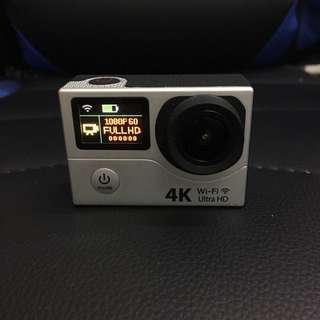 Eken H3R 4K Action Cam (With Controller)