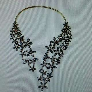 mark.By Avon Leave Things Open Collar Necklace