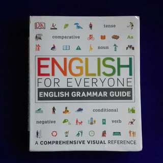 English For Everyone : Grammar Guide By DK publising flexibound