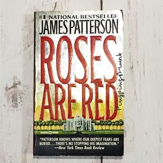 James Patterson: Roses are Res