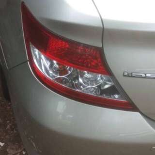 Honda City 03 tail lamp