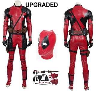 Deadpool (upgraded) Movie Costume Replica