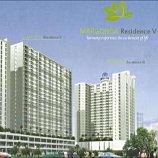 Sell / Rent Apartment Margonda Residence 5 Apartemen Depok