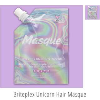 Brite Vegan Hair Masque made in Australia