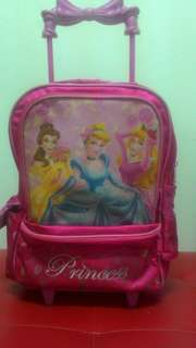 DISNEY PRINCESS STROLLER BAG
