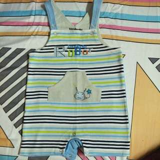 Baby Overall - cotton