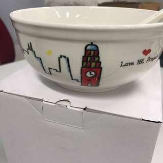 HONG Kong style bowl