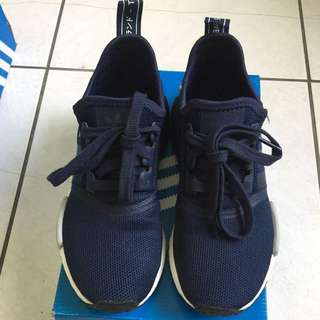 🚚 Adidas Nmd r1 海軍藍 booost