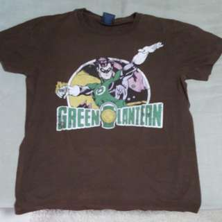 T Shirt Green Lantern